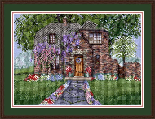 CustomStitch.net - Custom Cross Stitch Patterns From Your Photo