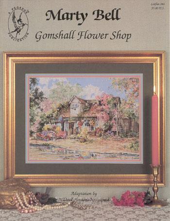 Gomshall Flower Shop Chart Pack Pegasus Originals