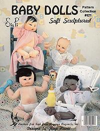 Sis Pi soft sculpture dolls patterns